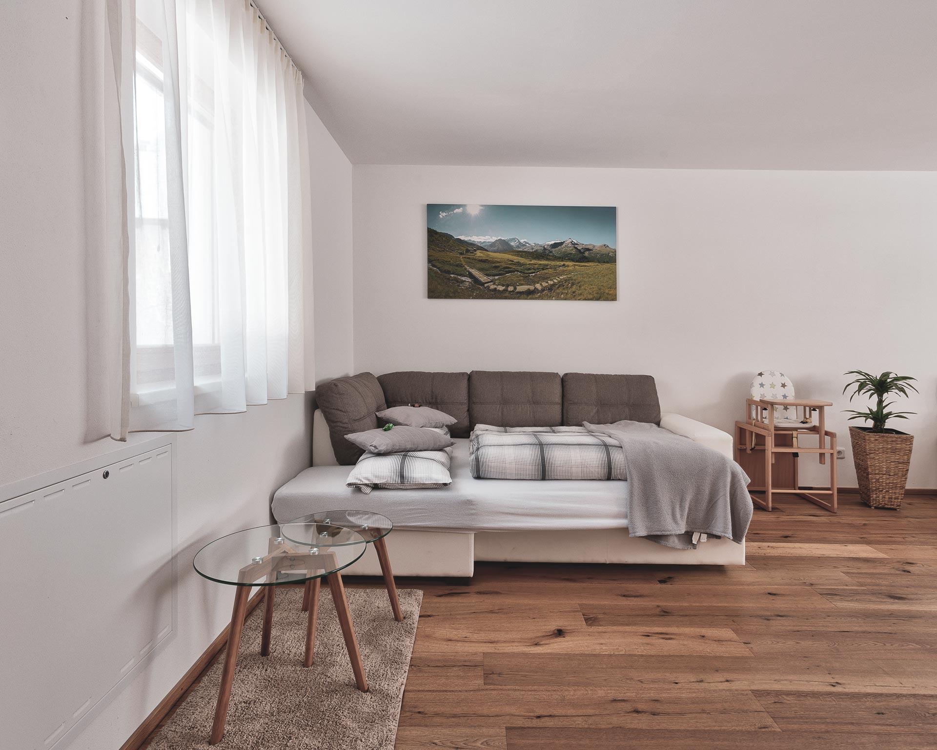wohnkueche chalet waldblic 2 pfarrwirt appartements sand in taufers