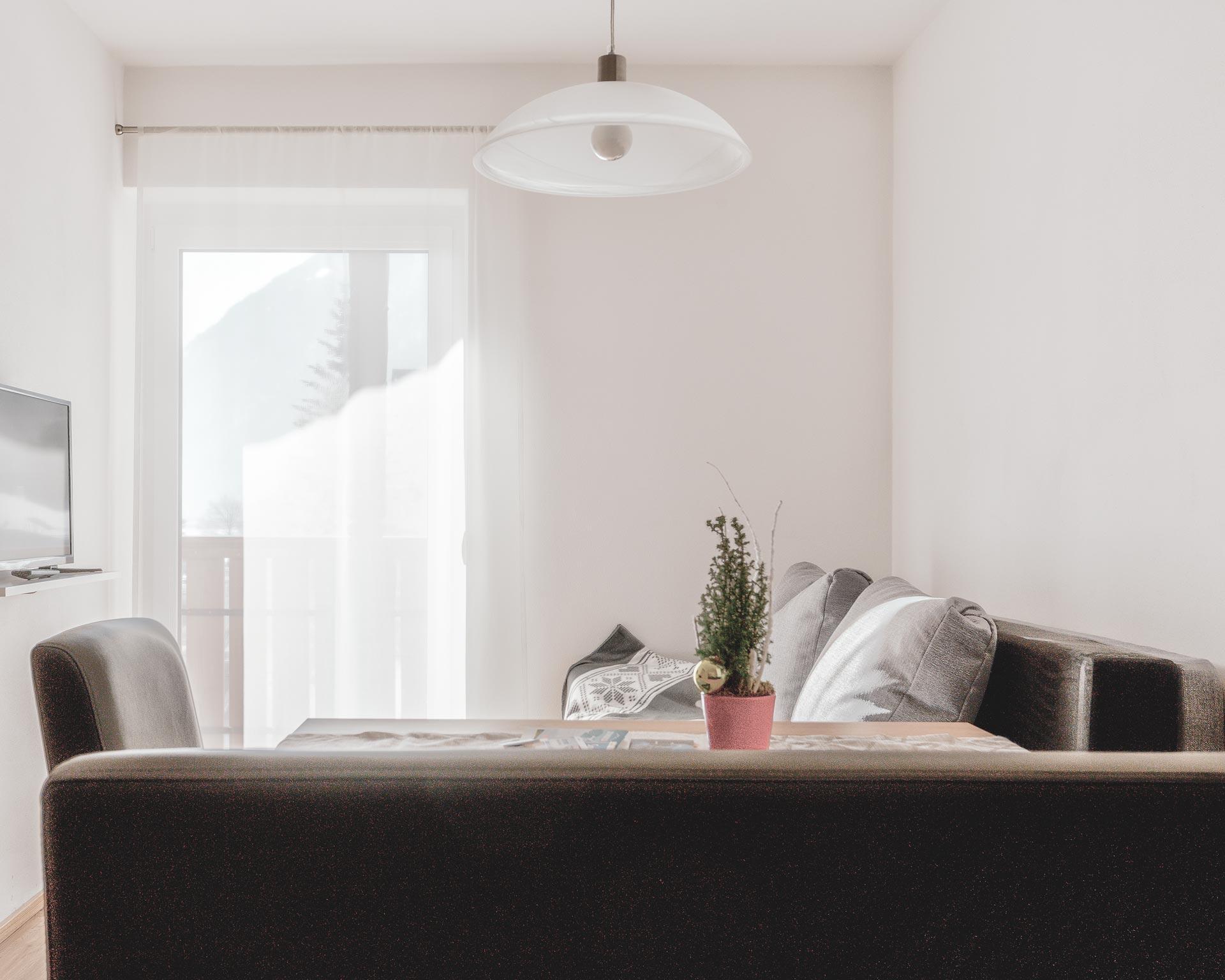 wohnküche apartment kematen pfarrwirt sand in taufers