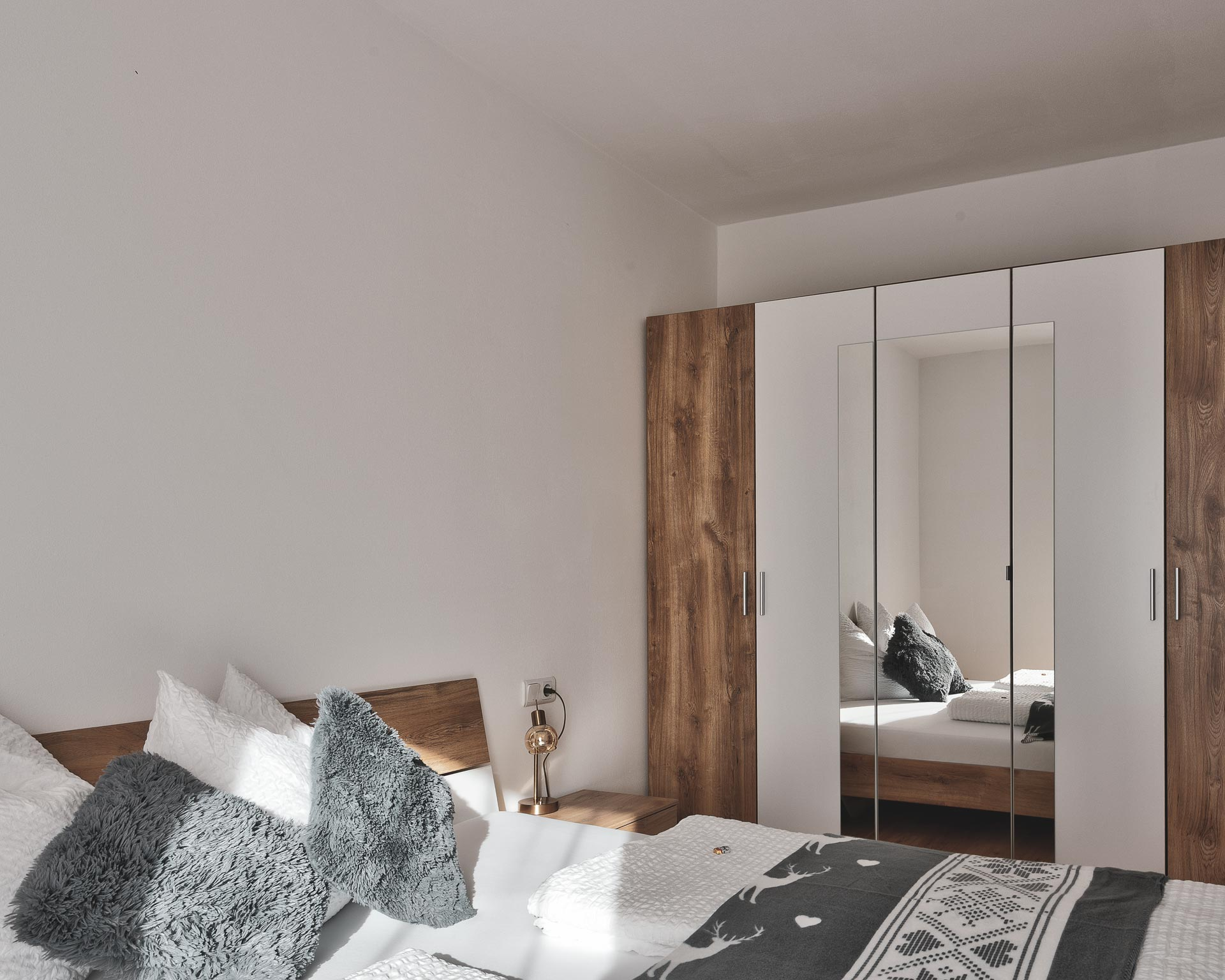schrank schlafzimmer appartement rein pfarrwirt sand in taufers