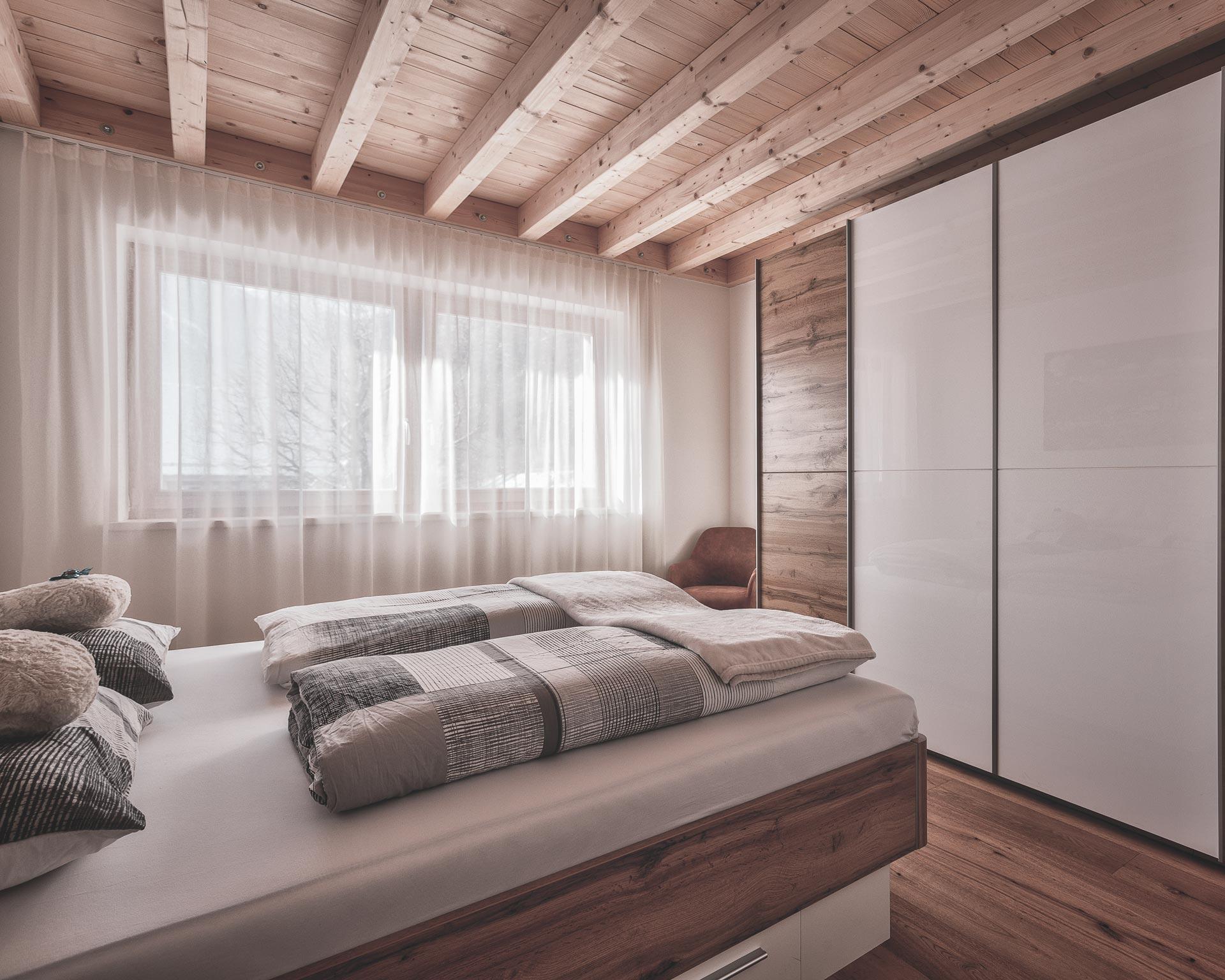 chalet waldblick 1 schlafzimmer pfarrwirt appartements sand in taufers